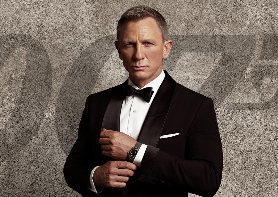 OMEGA équipe l'agent 007 depuis 1995